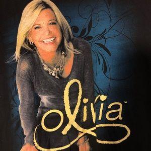 Olivia Newton John Tour T-shirt